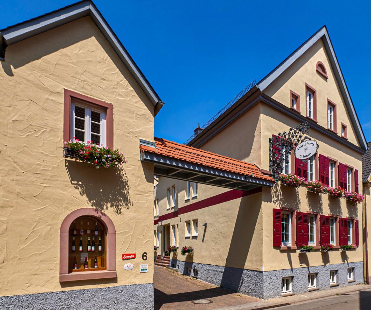 Gästehaus-Schmitt